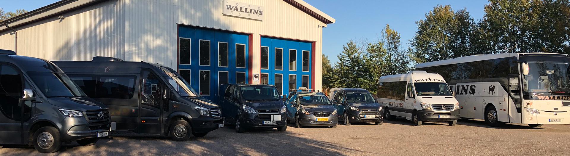 Wallins Brålanda Buss & Taxi AB - Buss- och taxiresor i Dalsland
